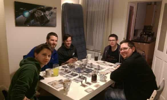 """""""Dead of Winter is my current number 1 board game. A co-op game of survival during the winter months in a post apocalyptic zombie world."""""""