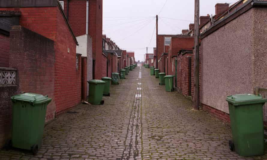 Ferryhill terraces sell for half their 2007 prices.