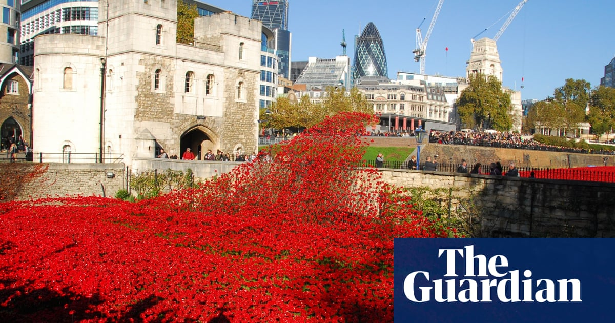 Poppy appeal: why Dame Vivien Duffield's philanthropy is still