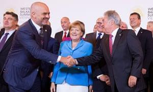 EU-West Balkans Summit in Vienna