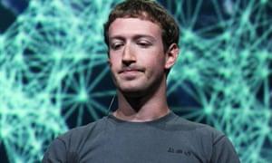 Facebook CEO Mark Zuckerberg announced the social network's 1bn milestone.
