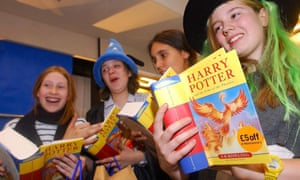 JK Rowling's Harry Potter books are some of the most banned books around the world - for 'promoting witchcraft'...