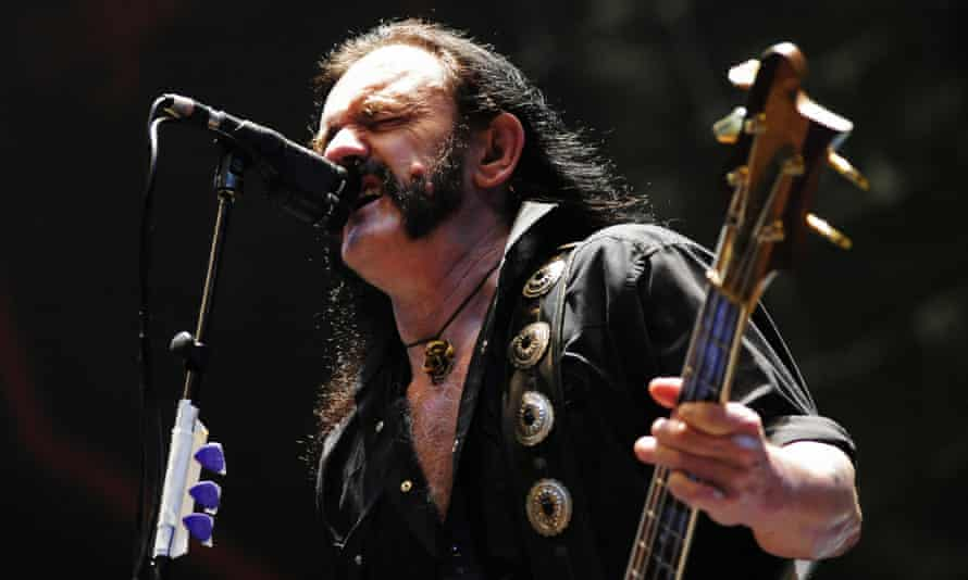 Lemmy … Pulled out of show.