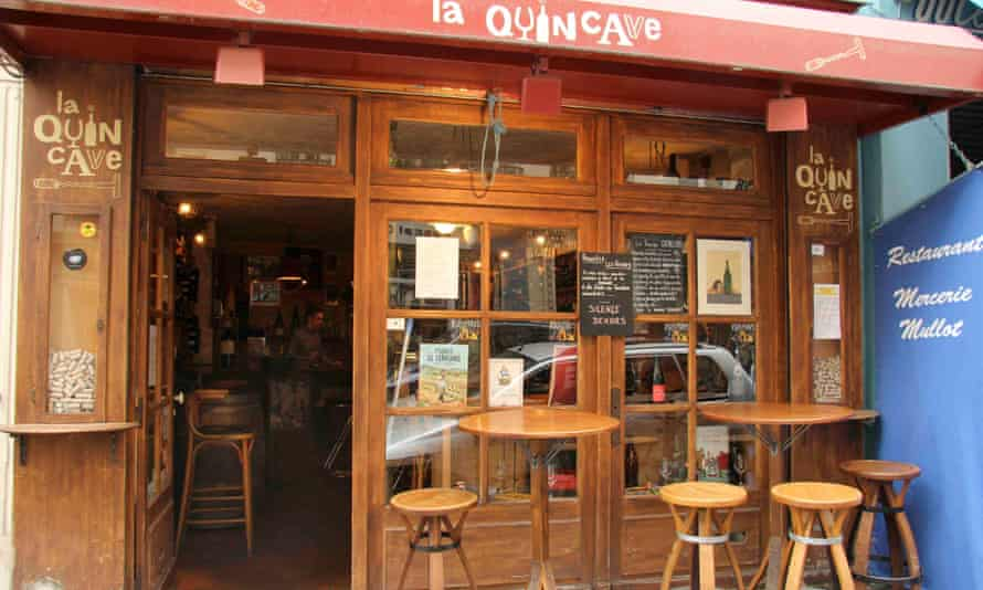 La Quincave. Cave a manger