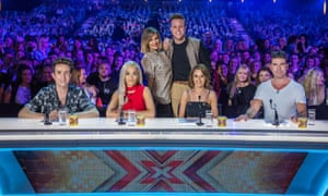 The new-look X Factor line-up
