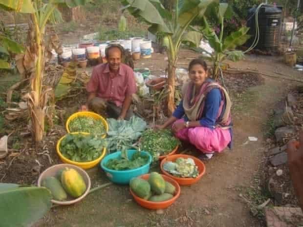 Farming in Mumbai
