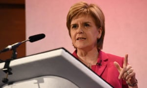Scottish first minister Nicola Sturgeon told the Edinburgh International Television Festival that the BBC needs to undertake radical reform to take account of the realities of devolution in the UK