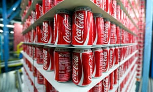 More people buy a drink made by Coca-Cola every day than use Facebook