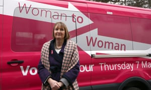 'You've only got to look at the Barbie bus, if you want ghettoisation,' says Toksvig, referring to the pink van launched during the Labour campaign by Harriet Harman to attract women voters.