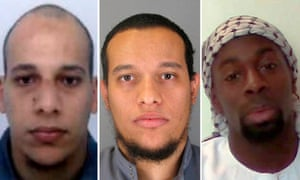 The perpetrators of the attacks in Paris, Chérif Kouachi, Saïd Kouachi and Amedy Coulibaly were born and bred in France.