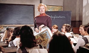 Maggie Smith in The Prime of Miss Jean Brodie