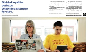Newsworks' ads remind people of the unique role newspapers play for advertisers, readers and society