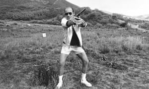 Hunter S. Thompson in 1970.
