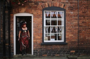 The Asylum Steampunk Festival is the largest and longest running steampunk festival in the world and attracts participants from around the globe