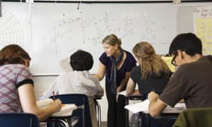 Dwindling numbers: High-quality maths teachers are in short supply.