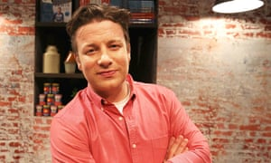 Jamie Oliver using his 'perennial appeal to a mass audience' to good effect.