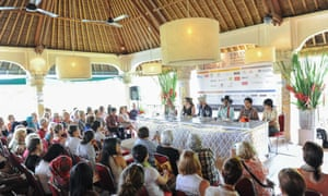 Ubud Writers and Readers Festival: a course and retreat