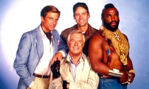 The A-Team - 80s television show