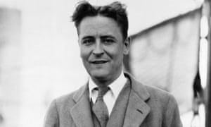 F Scott Fitzgerald in 1928