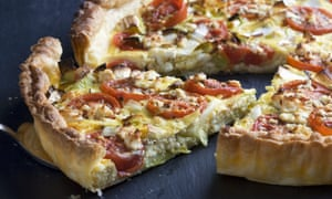 How to eat's attempt to define the ideal quiche experience is a rational new dawn for the savoury, custard-filled open pie.
