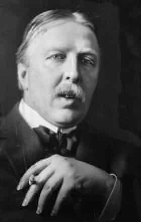 Ford Madox Ford.
