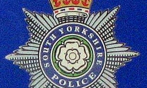 South Yorkshire police crest