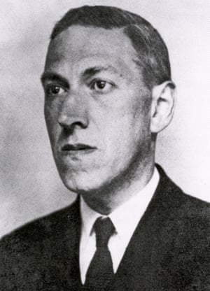 HP Lovecraft.