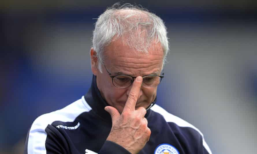 Claudio Ranieri may struggle to keep Leicester City in the top flight.