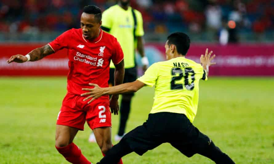 The right-back Nathaniel Clyne could prove an inspired Liverpool purchase.