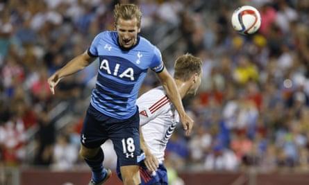 Tottenham's Harry Kane will hope to repeat his heroics of last season.