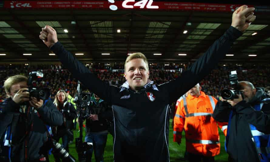 Eddie Howe led Bournemouth to promotion and is capable of keeping the team in the top flight.