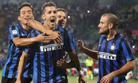 Inter's Stevan Jovetic
