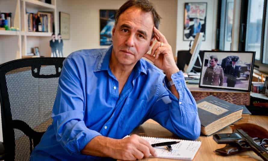 'That's not Bond' …Anthony Horowitz on Skyfall.