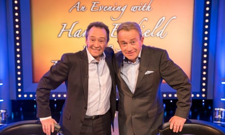 An Evening with Harry Enfield and Paul Whitehouse celebrates 25 years with of the comedy duo.
