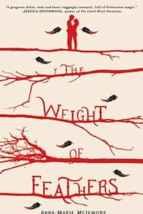 Anna-Marie McLemore, The Weight of Feathers.