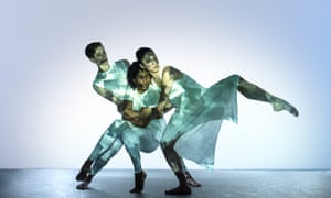 The 3 Dancers, choreographed by Didy Veldman.