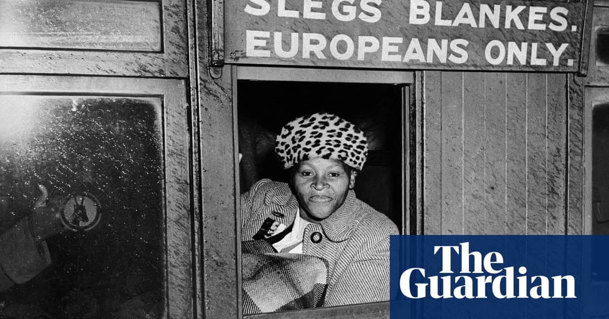 Selling apartheid: new book lays bare South Africa's