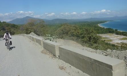 Balibo in Timor Leste – a developing tourist hub.