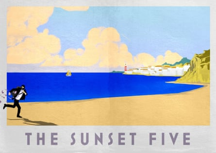 Dug Out Theatre's The Sunset Five.