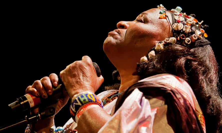 Malian singer Khaira Arby features in one of the season's top documentaries Mali