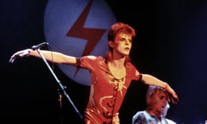 Bowie at the Gaumont Theatre, June 4th, 1973 from The Rise of David Bowie 1972-1973
