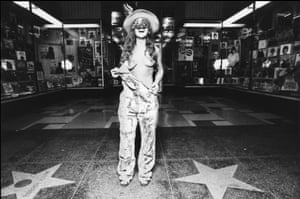 Ave Pildas. Hollywood Blvd. Halloween, Trick or Treat, 1974.