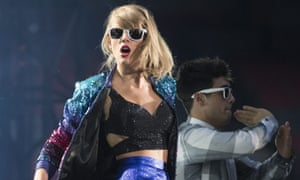 Taylor Swift thinks Spotify responded to her criticism like a 'corporate machine'