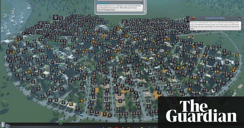 Cities Skylines Abandonded Buildings