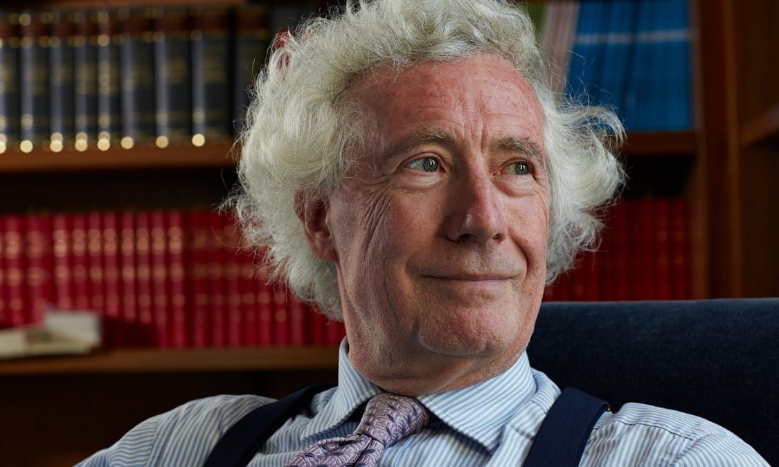 Lord Sumption: drink driving specialist