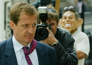 Alastair Campbell, whom Sumption represented in the Hutton enquiry, has said that the barrister has a 'brain the size of a planet'.