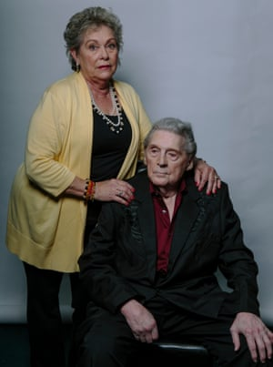 Jerry Lee Lewis with wife Judith