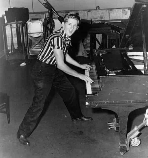 Jerry Lee Lewis in 1957