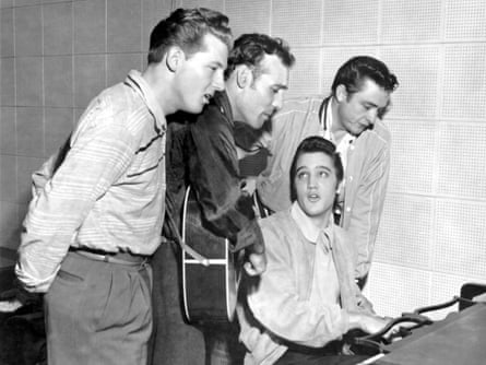 Million Dollar Quartet Jerry Lee Lewis