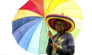 Uganda pride Gay men, lesbians, transgendered men and women demonstrate during the Uganda Gay Pride Gay Pride in Entebbe, Uganda -
